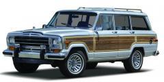 1991 Jeep Grand Wagoneer Photo 1