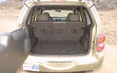 2002 Jeep Liberty interior