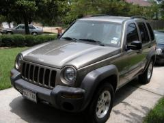 2003 Jeep Liberty Photo 4