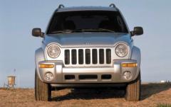 2003 Jeep Liberty exterior