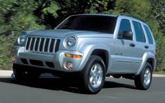 2004 Jeep Liberty exterior