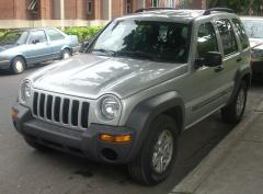 2004 Jeep Liberty Photo 7