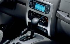 2005 Jeep Liberty interior
