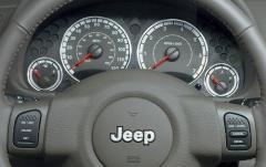 2006 Jeep Liberty interior