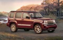 2008 Jeep Liberty Photo 2