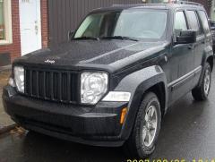2008 Jeep Liberty Photo 4
