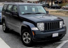 2009 Jeep Liberty Photo 4