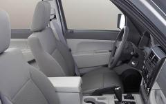 2009 Jeep Liberty interior