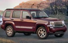 2009 Jeep Liberty exterior
