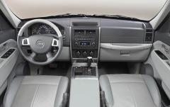2010 Jeep Liberty interior