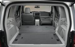 2011 Jeep Liberty interior