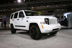 2012 Jeep Liberty Limited 2WD Photo 2