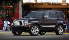 2012 Jeep Liberty Limited 2WD Photo 3