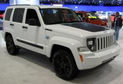 2012 Jeep Liberty Limited 2WD Photo 4