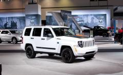 2012 Jeep Liberty Limited 2WD Photo 5