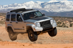 2012 Jeep Liberty Limited 2WD Photo 7
