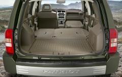 2008 Jeep Patriot Sport 2WD interior