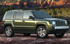 2008 Jeep Patriot Sport 2WD exterior