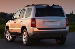 2012 Jeep Patriot exterior