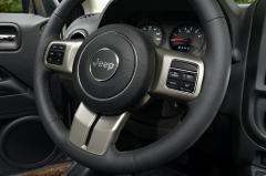 2012 Jeep Patriot interior