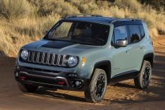 2015 Jeep Renegade Photo 1