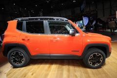2015 Jeep Renegade Photo 7