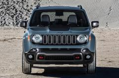2015 Jeep Renegade exterior