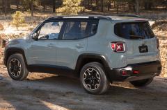 2015 Jeep Renegade exterior