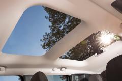 2015 Jeep Renegade interior