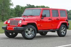 2018 Jeep Wrangler JK exterior
