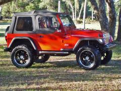 1990 Jeep Wrangler Photo 7