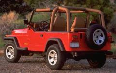 1991 Jeep Wrangler exterior