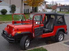 1992 Jeep Wrangler Photo 2