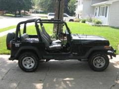 1992 Jeep Wrangler Photo 3