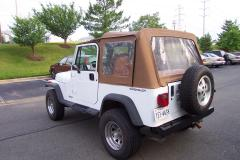 1992 Jeep Wrangler Photo 4