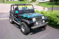 1992 Jeep Wrangler Photo 5