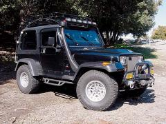 1993 Jeep Wrangler Photo 3