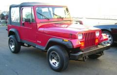 1993 Jeep Wrangler Photo 4