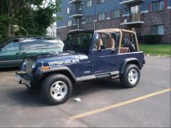 1993 Jeep Wrangler Photo 7