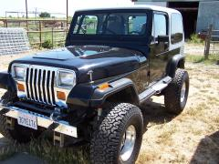 1993 Jeep Wrangler Photo 11