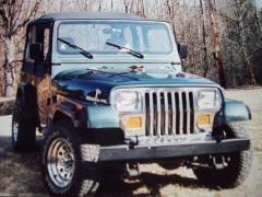 1994 Jeep Wrangler Photo 2