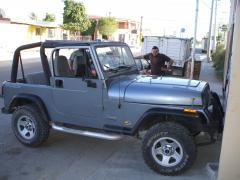 1994 Jeep Wrangler Photo 3