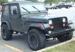 1995 Jeep Wrangler Photo 3