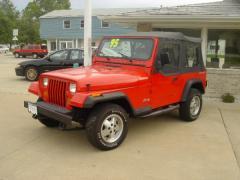 1995 Jeep Wrangler Photo 5
