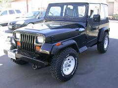 1995 Jeep Wrangler Photo 6