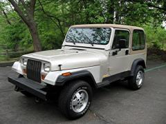 1995 Jeep Wrangler Photo 7