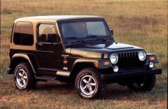 1998 Jeep Wrangler Photo 1