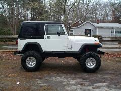 1998 Jeep Wrangler Photo 2