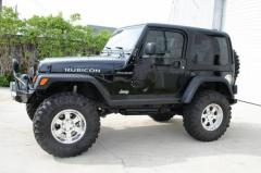 1998 Jeep Wrangler Photo 3