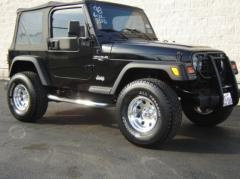 1998 Jeep Wrangler Photo 4